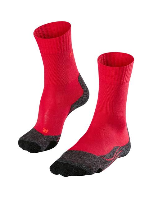 Falke TK2 Trekking Socks Women rose